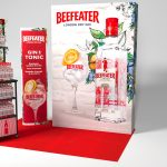 Stand parapluie et chariot Beefeater